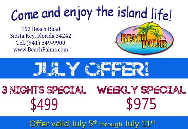 Special Offer! - Blue Dolphin / Yellow Palm Cottage - Sarasota - rentals