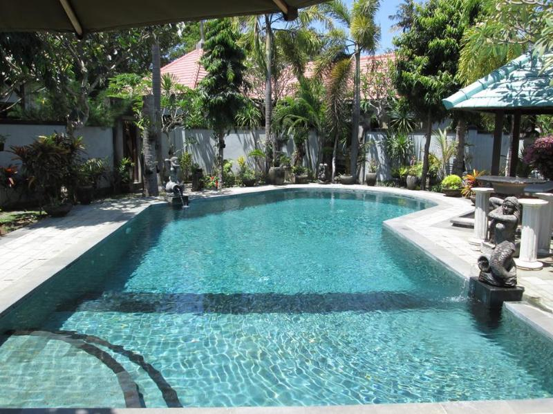 Bali Holiday Villas The Oasis Villa Biru - Image 1 - Sanur - rentals