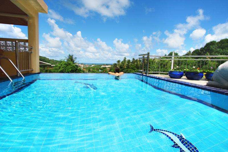 Superb private infinity pool - Best Villa with pool and chef Trip Advisor Awards - Kata - rentals