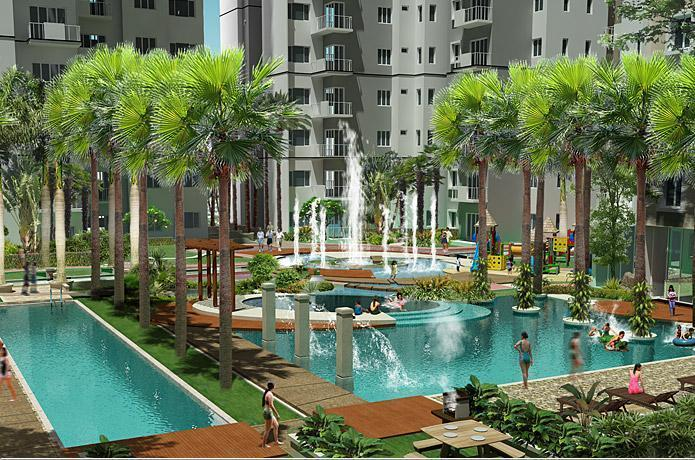 Pool - 22nd Floor apartment in City Centre - Colombo - rentals