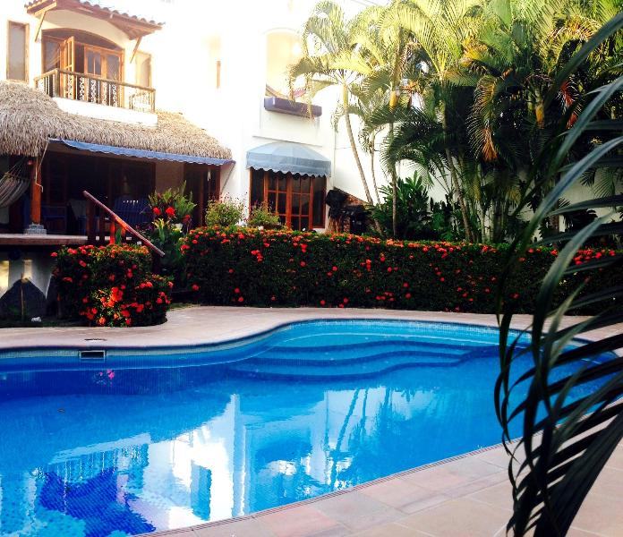 Enjoy the privacy of your own tropical Villa and pool - Exclusive 4 Bd 4Ba Ocean View Villa w Private Pool - Farallon - rentals