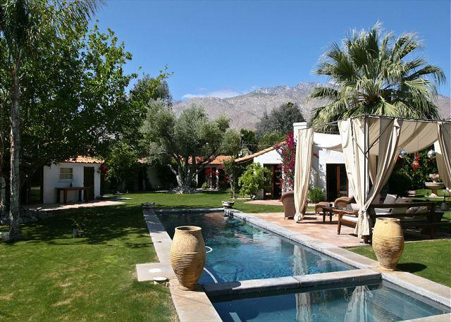 Estate with Pool on Giant Double Lot! Spacious Great for Families - Image 1 - Palm Springs - rentals