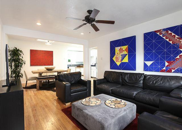 Beautiful fully remodeled unit steps from Abbott Kinney - Image 1 - Venice Beach - rentals