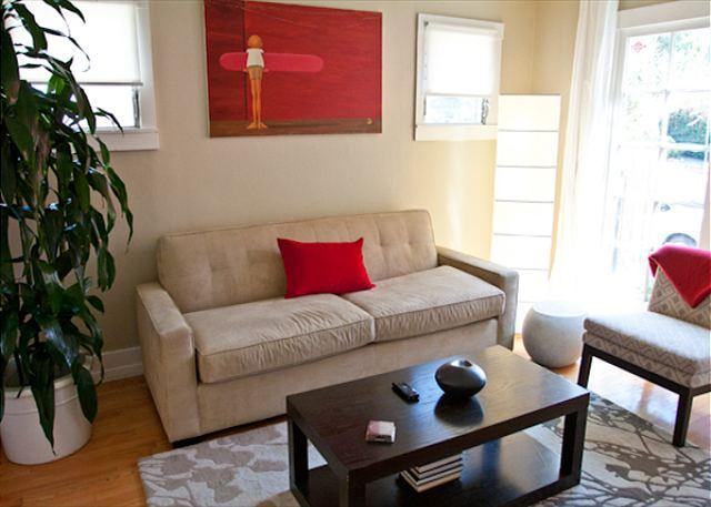 Charming duplex just two blocks from the heart of Venice - Image 1 - Venice Beach - rentals