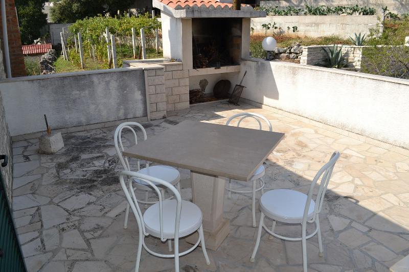 A1(2): terrace - 002SELC A1(2) - Selca - Selca - rentals