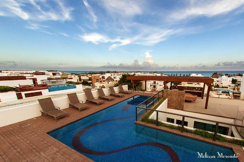 Klem - 2 BR LUXURY, steps from the Beach & 5th Av. - Playa del Carmen - rentals