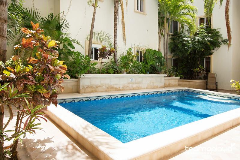 3 BR 1 Block from Mamitas Beach & 5th! - Image 1 - Playa del Carmen - rentals