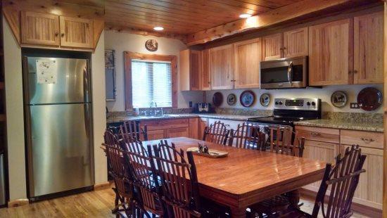 Tuck-a-way Kitchen Room - Tuk A Way Condo - Lake Placid - rentals