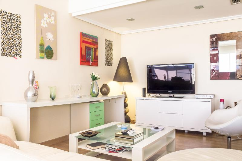 FLAT CLOSE TO THE BEACH WITH  OCEANOGRAPHIC´S VIEW - Image 1 - Valencia - rentals