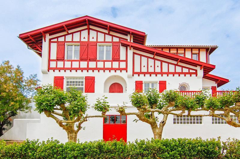 Villa Bidart - Image 1 - France - rentals