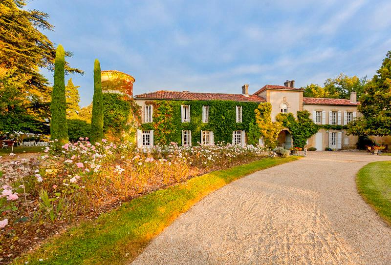 Chateau Bellevie Estate - Image 1 - France - rentals