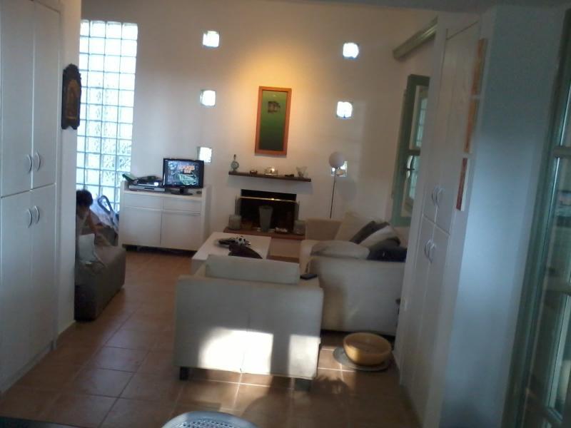 Summer Villa with pool, garden and seaview at SANI - Image 1 - Sani - rentals