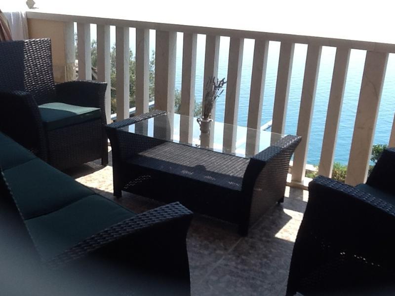 balkon - Super Horizont Apartments Ivic -Stobrec - Split - rentals