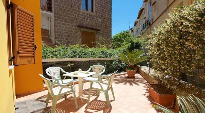 La Quiete private terrace - LA QUIETE - Sorrento centre - Sorrento area - Sorrento - rentals