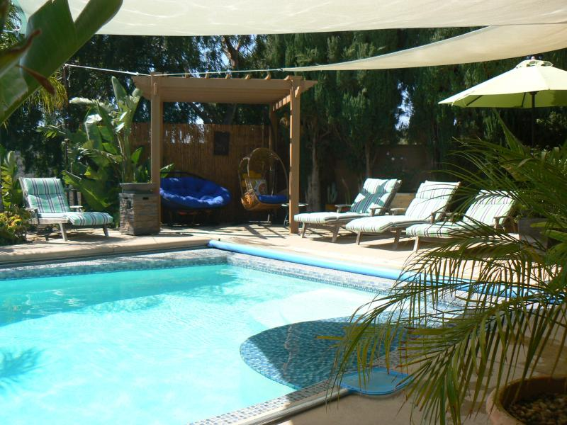 view from the pool area - Country house w view & heated pool. - Los Angeles - rentals