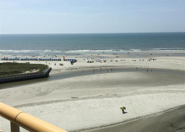 Stunning Myrtle Beach Oceanfront Condo at Ocean Creek South Tower - Image 1 - Myrtle Beach - rentals