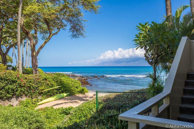 Napili Bay Resort, Condo 110 - Image 1 - Lahaina - rentals