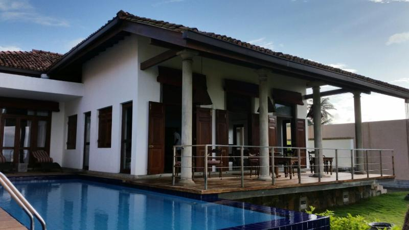Exterior of the Villa - Villa Saldana - Galle - Habaraduwa - rentals