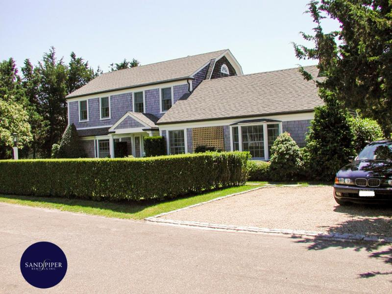 #42 Stunning vacation home rental in the center of Edgartown - Image 1 - Edgartown - rentals