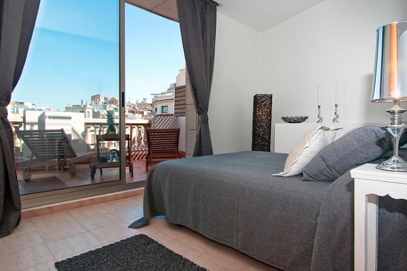 BCN Rambla Catalunya Penthouse - Image 1 - Barcelona - rentals