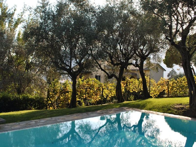 Imperial luxurious with Pool and Garden-Santa Margherita Ligure - Image 1 - Santa Margherita Ligure - rentals