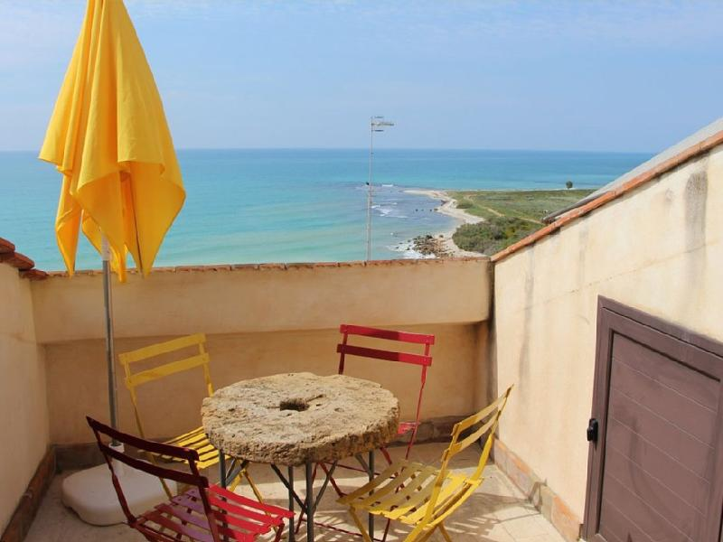 Sky and Sea 50 meters from Sea-Sciacca - Image 1 - Sciacca - rentals