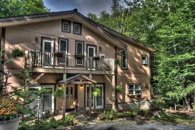 The Beech Mountain Lodge - Beautiful, Large Lodge 2 miles from ski slopes! - Beech Mountain - rentals
