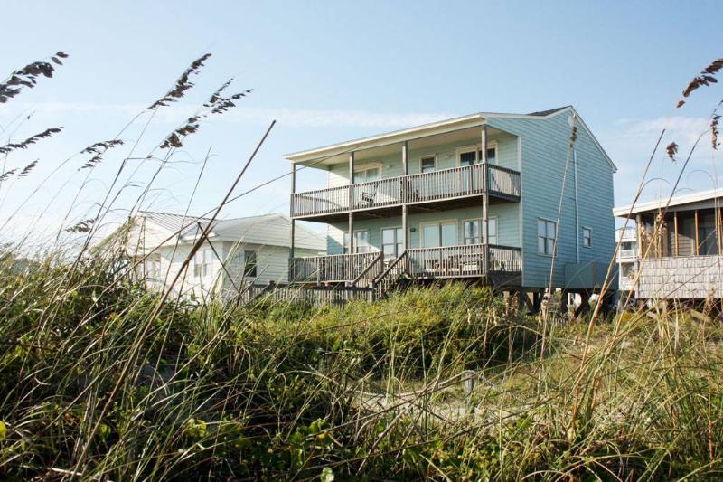 Pilot House  117 West Beach Drive - Image 1 - Oak Island - rentals