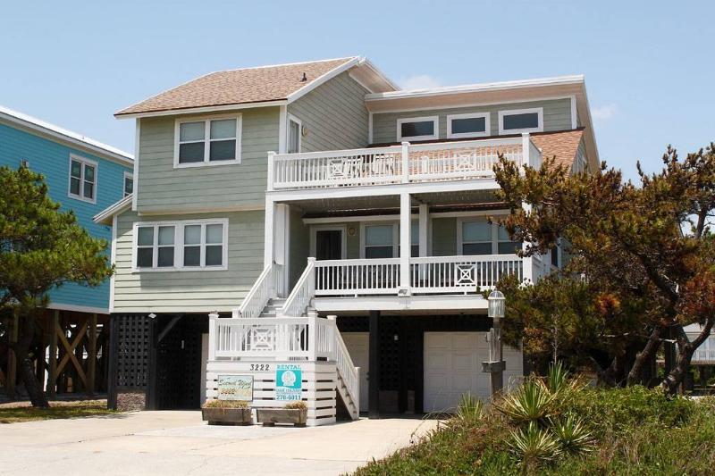 Second Wind 3222 East Beach Drive - Image 1 - Oak Island - rentals