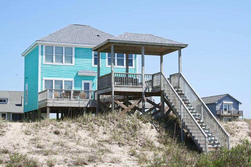 Shifting Sands 2229 East Beach Drive - Image 1 - Oak Island - rentals