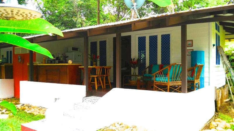Cozy Villa steps from Beach - Coralina - Image 1 - Limon - rentals
