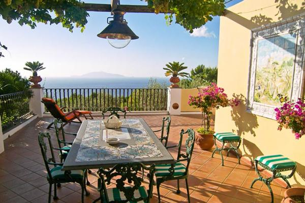Located in a quiet area of Capri, surrounded by Mediterranean plants, you may never want to leave this Italian haven. LDG HED - Image 1 - Capri - rentals