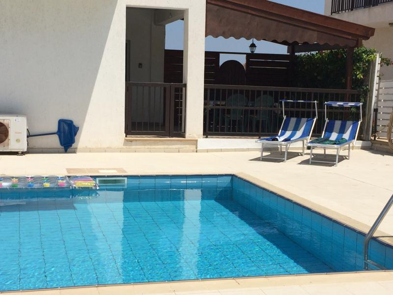 Time to relax! - Beautiful detached 4 bed villa with large pool - Paralimni - rentals