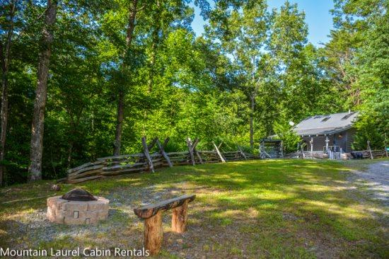 TALONA- 1BR, 1BA, SLEEPS 4, INDOOR HOT TUB, WOOD BURNING FIREPLACE, FIRE PIT, PET FRIENDLY, ONLY $99 A NIGHT! - Image 1 - Blue Ridge - rentals