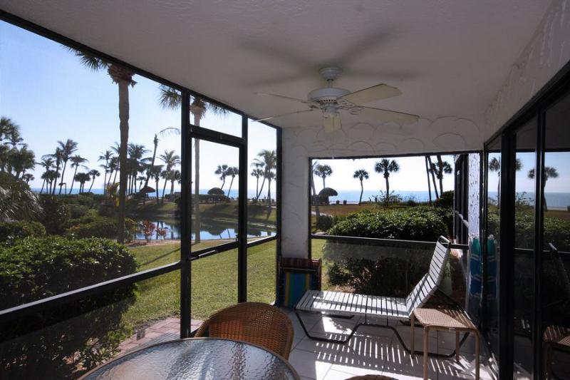 View from Lanai - Pointe Santo A1 - Sanibel Island - rentals
