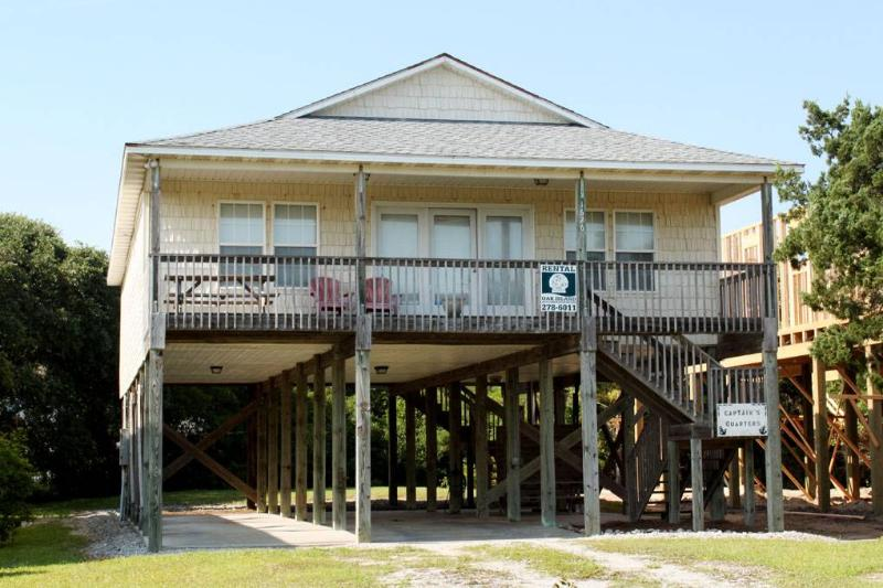 Captains Quarters 1626 East Dolphin Drive - Image 1 - Oak Island - rentals