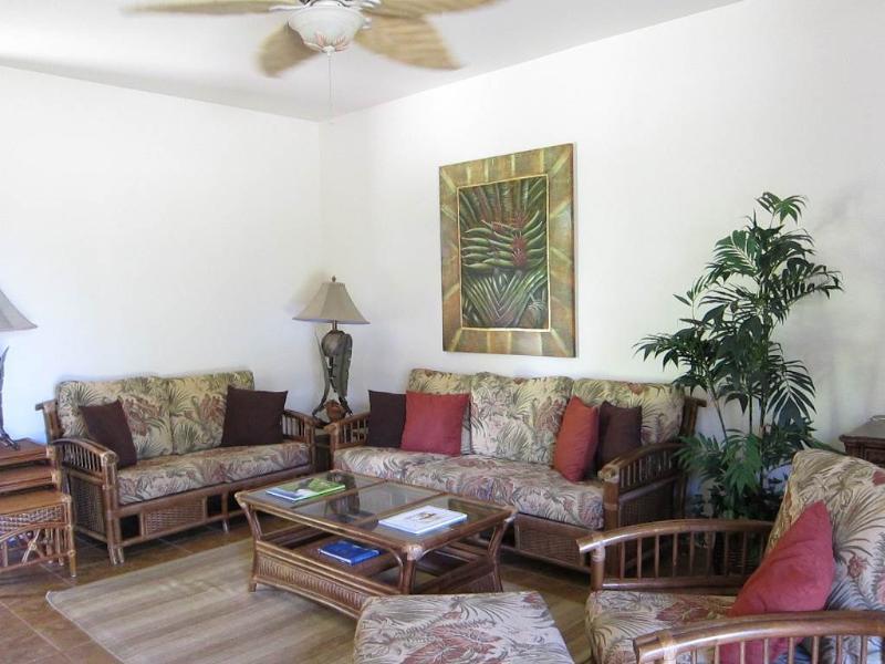 Kaha Lani Resort #107-Oceanview,2 BR,Washer/Dryer! - Image 1 - Kapaa - rentals