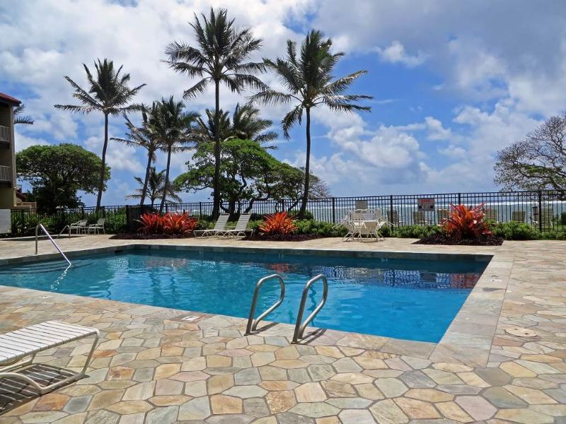 Kapaa Shore Resort #106-OCEAN FRONT, ground floor! - Image 1 - Kapaa - rentals