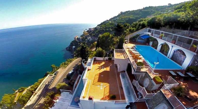 Villa Olimpo sea view - VILLA OLIMPO - Castiglione - Ravello - Amalfi Coas - Ravello - rentals
