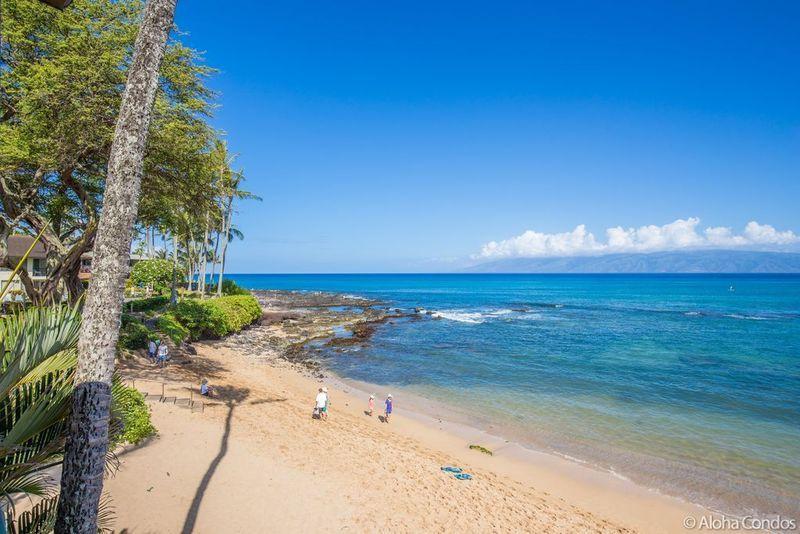 Napili Bay Resort, Condo 209 - Image 1 - Lahaina - rentals