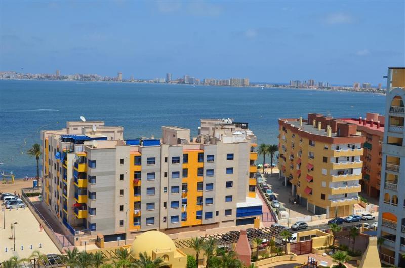 Fantastic Sea View - Indoor and Outdoor Pool - Roof Terrace - WiFi Access - 5505 - Image 1 - Playa Honda - rentals