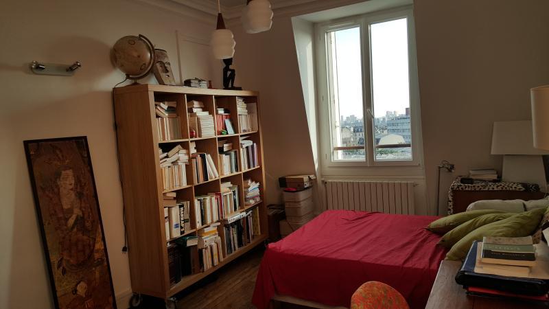 Authentic charm, views over all Paris, 3 rooms - Image 1 - Paris - rentals