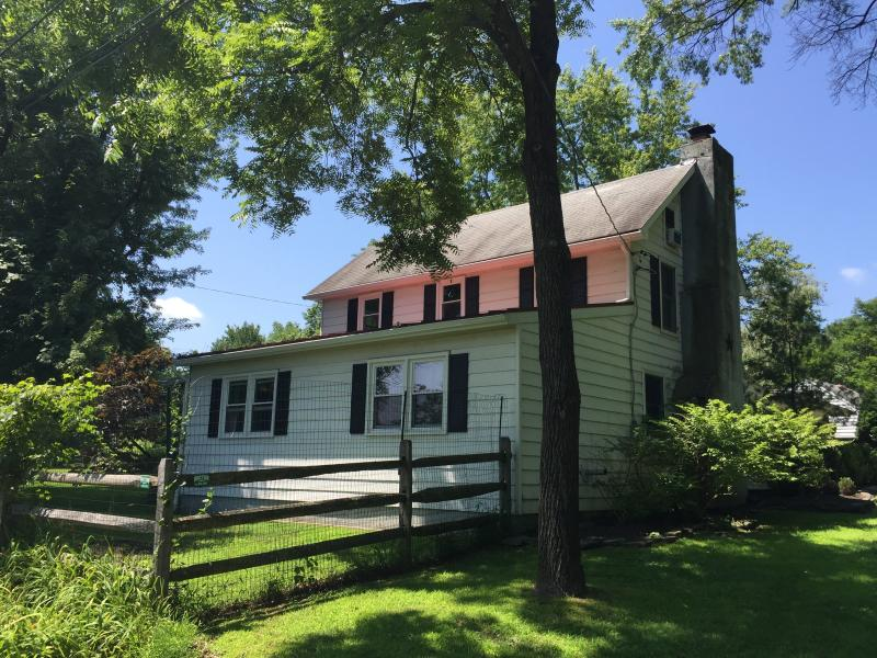 Circa 1900 Farm House on a quiet country road - Renovated Farm House  with Pool & 2 Fireplaces - Upper Black Eddy - rentals