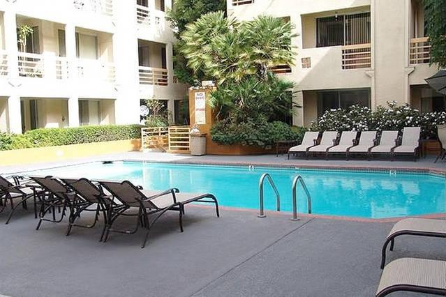 Luxury Furnished One Bedroom Apt (Weekly/Monthly) - Image 1 - Los Angeles - rentals