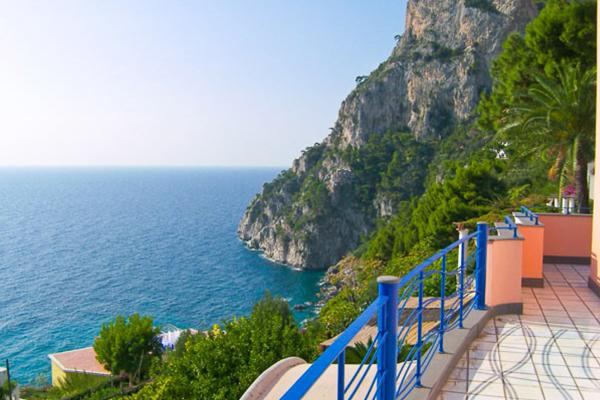 2 minute walk to the seafront- A sweet, simple villa in the picturesque neighborhood of Maina Piccola Bay. LDG SIR - Image 1 - Amalfi Coast - rentals