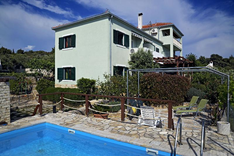 house - 01602MASL A2(4) - Maslinica - Maslinica - rentals