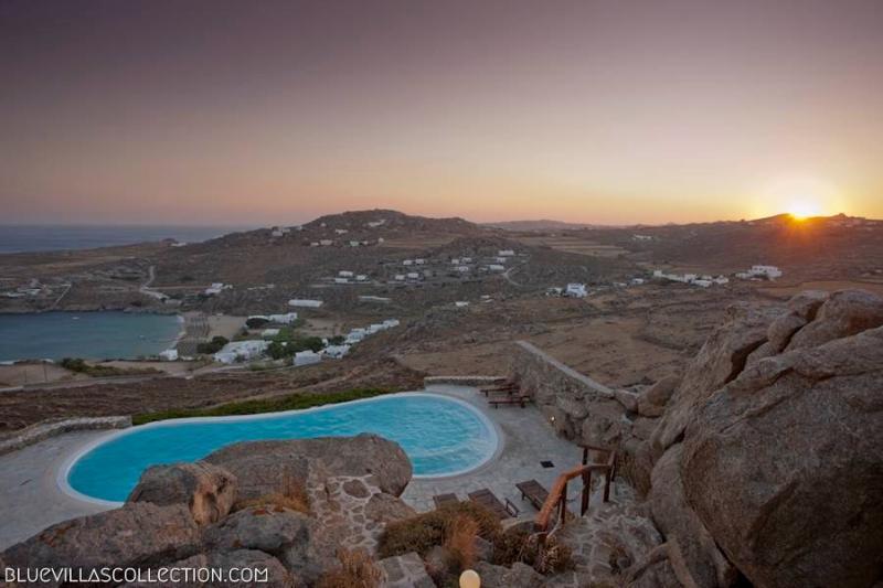 Phaedra - Spacious villa with private pool - Image 1 - Mykonos Town - rentals