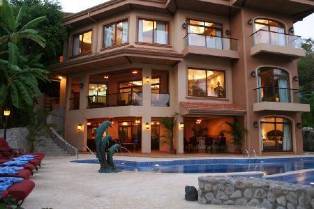 Palacio Tropical - Majestic Oceanfront Estate - Private Beach, Staff - Image 1 - Tambor - rentals