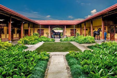 Opulent Hacienda Santa Ines with massage room, gym & equestrian center - Image 1 - Cartago - rentals