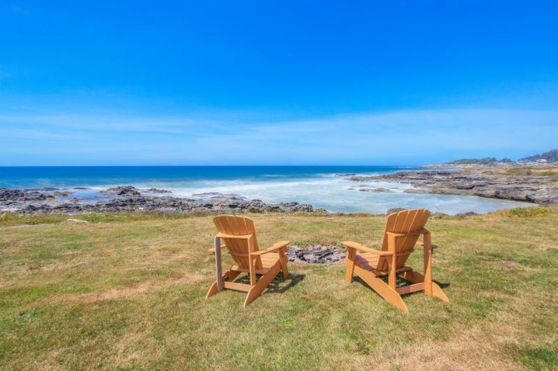 Rocky Shores Lower Level - Image 1 - Yachats - rentals